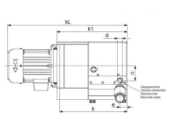 BECKER pompa próżniowa KVT 3.140