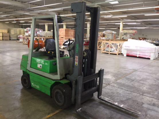 CESAB wózek widłowy Modell GKL30/1