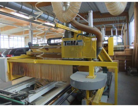 TRIMA centrum obróbcze CNC TRIMA BFM 630/140 DOOR