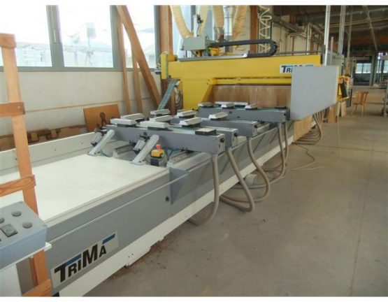 TRIMA centrum obróbcze CNC TRIMA BFM 630/140 DOOR