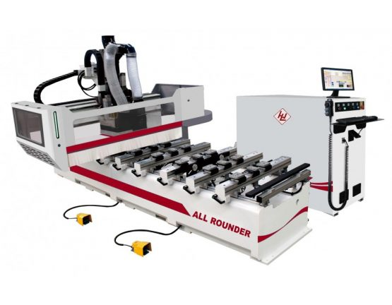 WINTER centrum obróbcze CNC ROUTERMAX 1230 ALL-ROUNDER