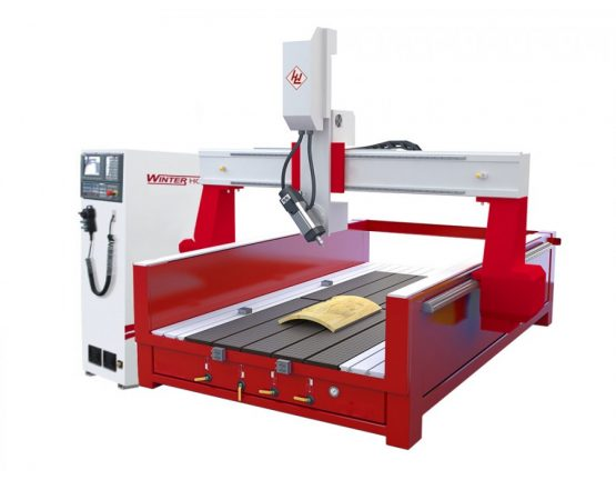 WINTER centrum obróbcze CNC ROUTERMAX A-Axis 1325 DELUXE