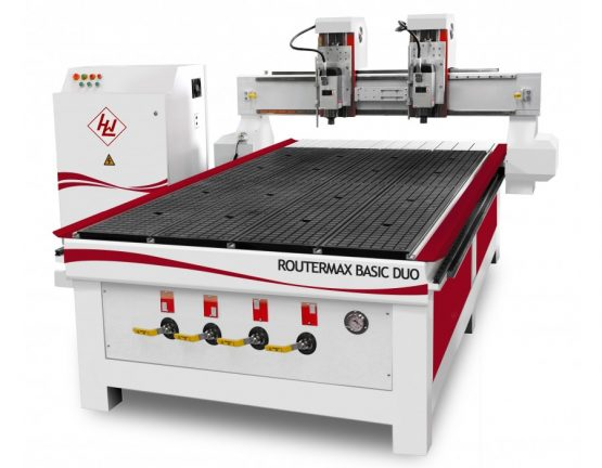 WINTER centrum obróbcze CNC ROUTERMAX-BASIC 1325-2 SIMULTANE DELUXE