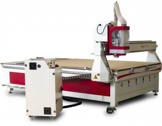 WINTER centrum obróbcze CNC ROUTERMAX-BASIC 1530 DELUXE