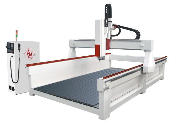 WINTER centrum obróbcze CNC ROUTERMAX MOLD 2040 DELUXE