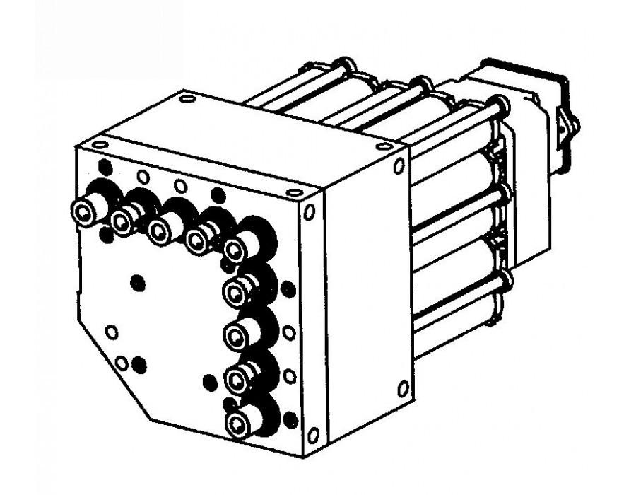 WINTER centrum obróbcze CNC ROUTERMAX NESTING 1224 DELUXE