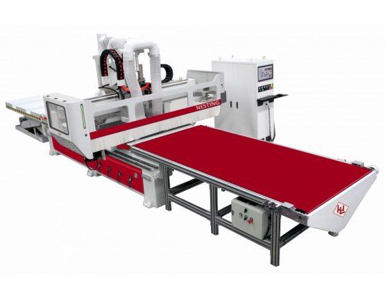 WINTER centrum obróbcze CNC ROUTERMAX-NESTING 2130 DELUXE