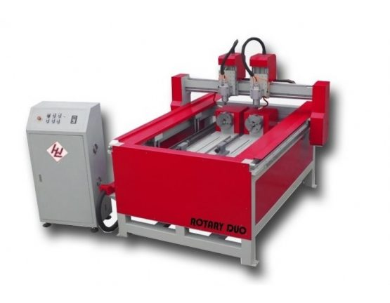 "WINTER grawerka frezarka CNC ROUTERMAX 1118 ROTARY DUO ""SET-VERSION"""