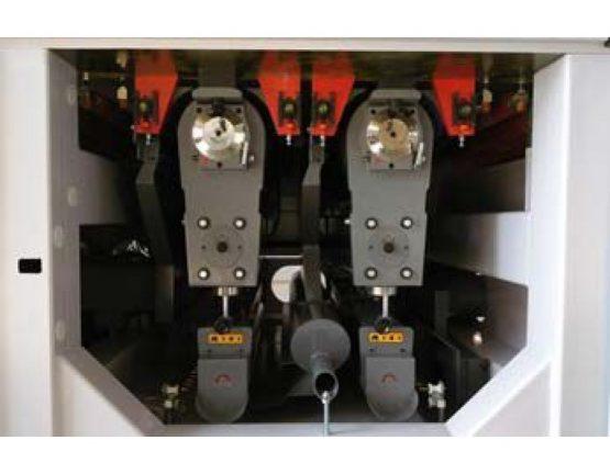 WINTER linia szlifierska SANDOMAT SFR-R-P1300 & SUR-R1300