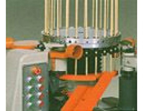 WINTER maszyna do cięcia i fazowania kołków Typ DCC-220