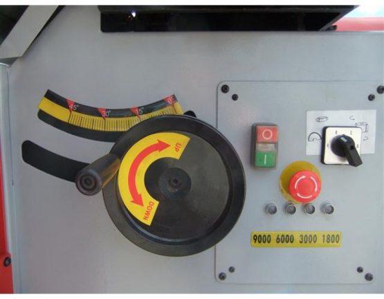 WINTER maszyna kombinowana 5cio cz. K5 310 - 2600