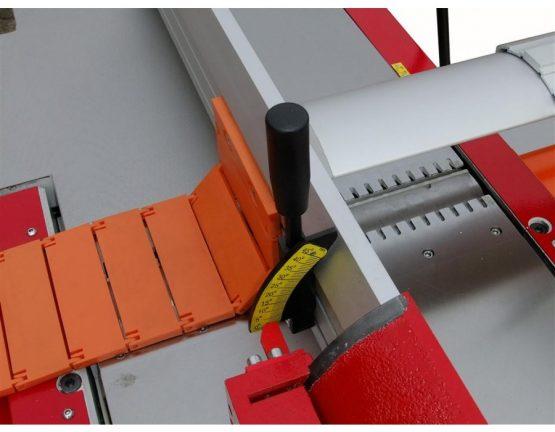 WINTER obrabiarka kombinowana 5cio częściowa K5 410 - 3000