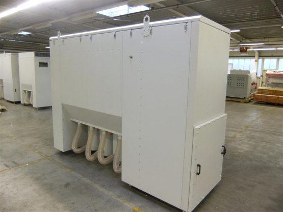 WINTER odpylacz / odciąg Typ JET 250