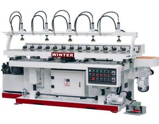 WINTER oscylacyjna wiertarka wielowrzecionowa Typ MX 6414