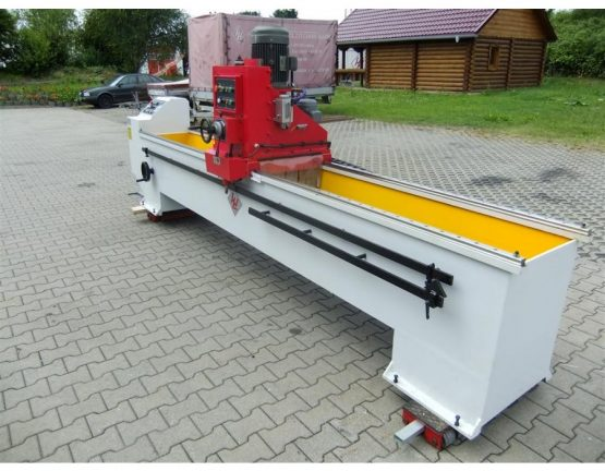 WINTER ostrzarka do noży strugarskich GRINDER 3000 AUTO MAGNETIC LINEAR
