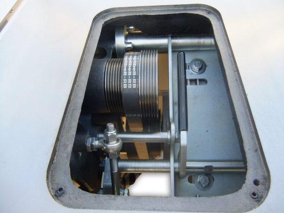 WINTER piła formatowa Typ E 45 - 3200 DELUXE