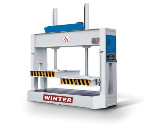 WINTER prasa tłokowa SOLID 25 T/10 x 2