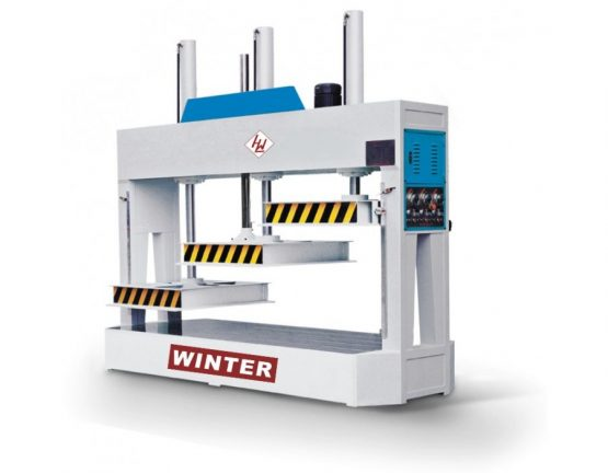 WINTER prasa tłokowa SOLID 25 T/10 x 3