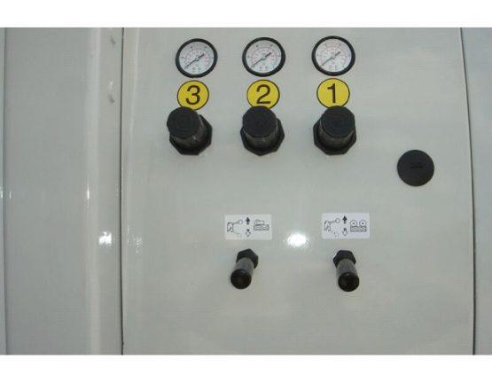 WINTER strugarka czterostronna TIMBERMAX 5-23 U (wrzeciono uniwersalne)