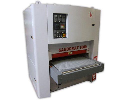 WINTER szlifierka szerokotaśmowa SANDOMAT RP 1000