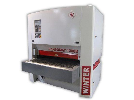 WINTER szlifierka szerokotaśmowa SANDOMAT RP 1300