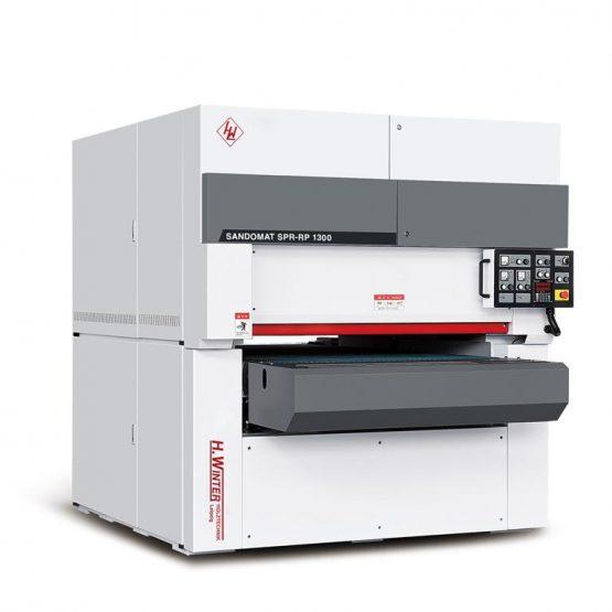 WINTER szlifierka szerokotaśmowa SANDOMAT SPR-RP 1300
