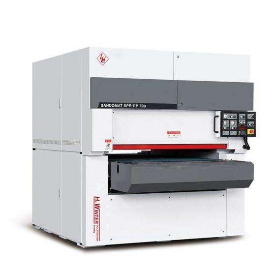 WINTER szlifierka szerokotaśmowa SANDOMAT SPR-RP 700