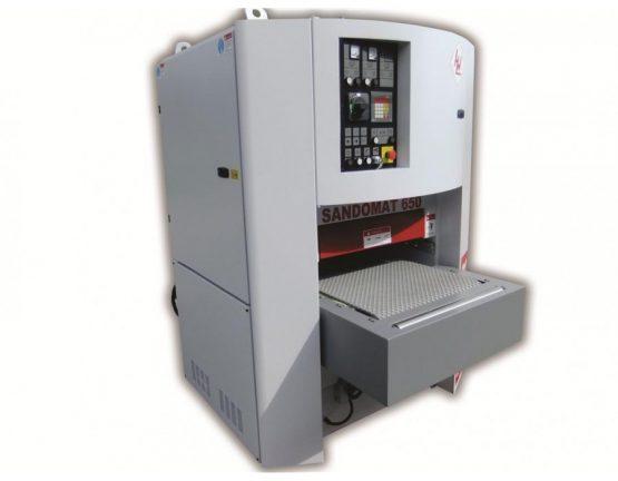 WINTER szlifierka szerokotaśmowa Typ SANDOMAT RP 650