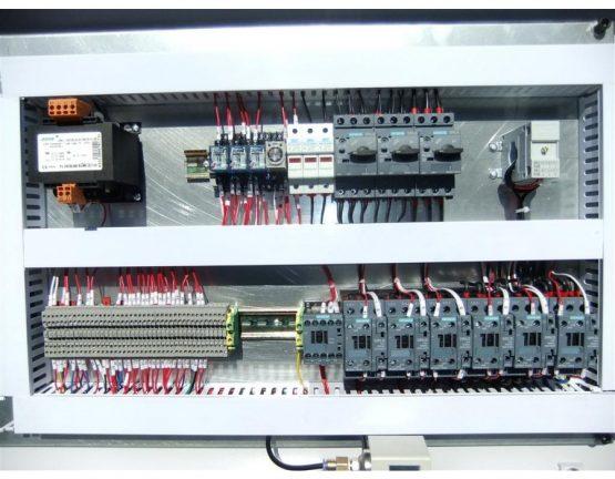 WINTER szlifierka szerokotaśmowa Typ SANDOMAT RP 950 B