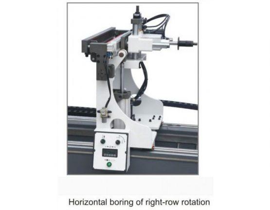 WINTER wiertarko-kołczarka wielowrzecionowa BORINGMAX H2-V4-8 DIGIT