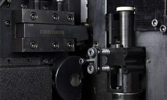 WINTER wyginarka CNC do liter 3D Typ Automatic Letter Bender A-125
